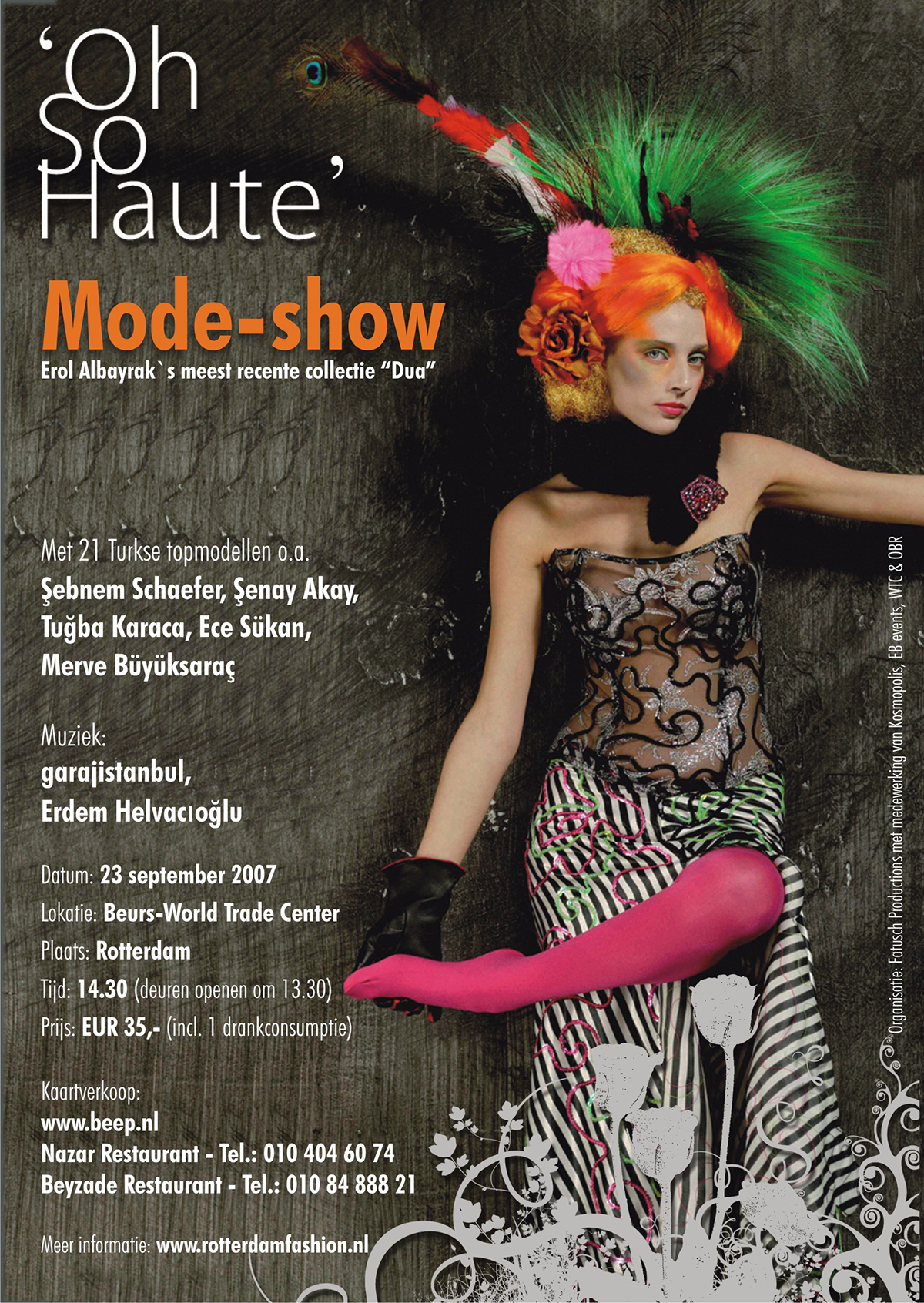 Oh So Haute // Documentaire & Film // Fatusch Productions